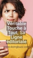 Véritable Touche à Tout, Sa Ligne éditoriale , Doingbuzz.com c'est 48 Millions de vues!!