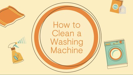 Here's How To Make Sure Your Washing Machine is Squeaky Clean