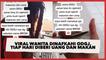 Viral Wanita Ngaku Dinafkahi ODGJ, Tiap Hari Diberi Uang dan Makanan