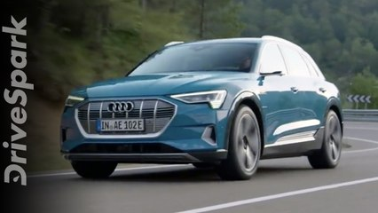 Audi e-Tron Launched In India