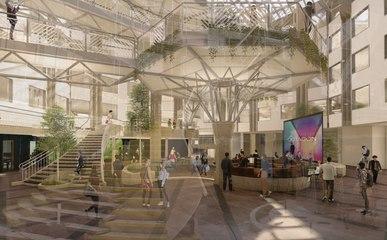 Octagon: un nouveau lieu à Genève pour réinventer le travail Video Preview Image