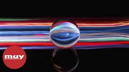 Logran parar el tiempo con una esfera