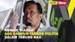 SINAR PM: Anwar 'marah' ada campur tangan politik dalam Tabung Haji