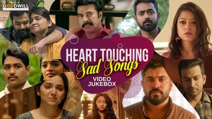 Heart Touching Songs | Sad Song  Video Jukebox | Back To Back Video Songs