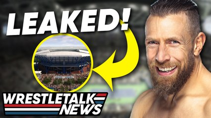 Daniel Bryan AEW DEBUT Plans! CM Punk RETURNS? Samoa Joe WWE Update | WrestleTalk
