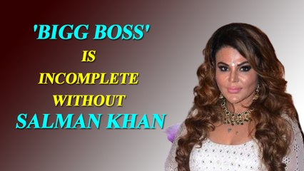 Rakhi Sawant reacts to Salman Khan's show 'Bigg Boss 15' promo