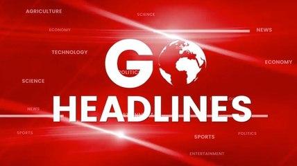 GoHeadlines: देखिए इस वक्त की बड़ी खबरें