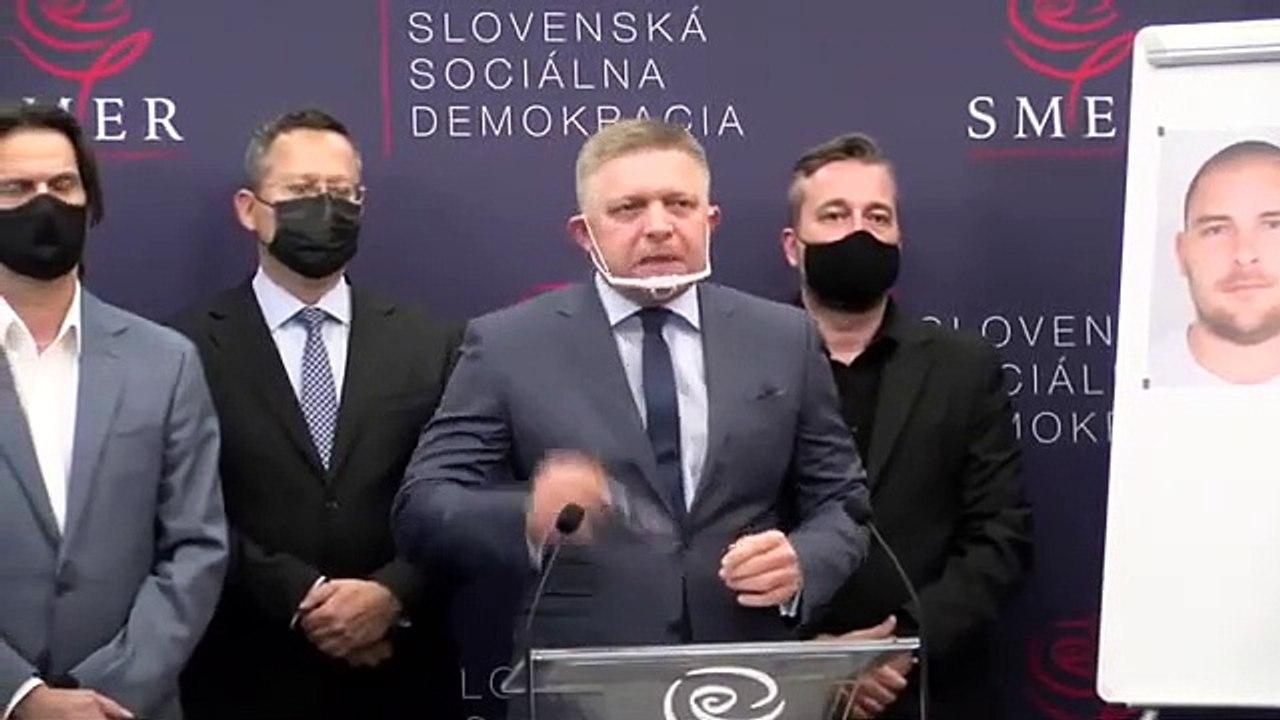 ZÁZNAM: TK strany SMER-SD k R. Mikulcovi