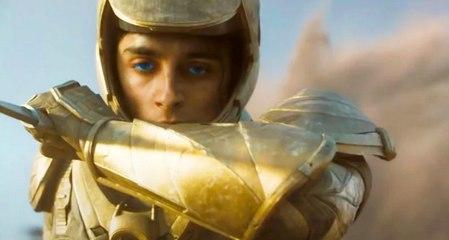 DUNE - Official Trailer NEW - Timothée Chalamet, Jason Momoa, Zendaya vost