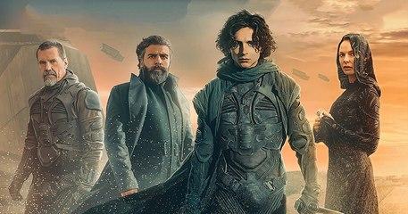 Dune - Nouvelle Bande-Annonce Officielle (VOSTFR)