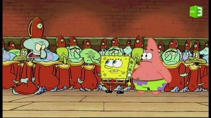 سبونج بوب يفاجئ شفيق في نادي متعددي الأرجل