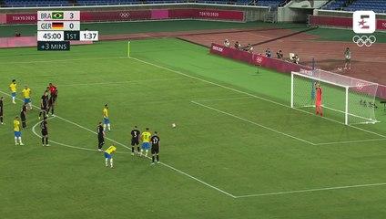 Menée 3-0, l'Allemagne a cru à la remontada... Le résumé du succès du Brésil en vidéo