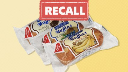 Copy of Packaged Muffins Sold at Walmart, 7-Eleven, and Other Stores May Be Contaminated With List