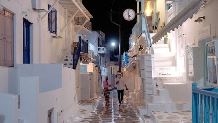 Mykonos Adds a Curfew and New Rules As COVID-19 Cases Rise in Greece