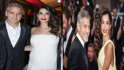 George et Amal Clooney propriétaires dans le Var : l'accueil amical du maire de Brignoles