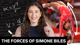 Physics Student Breaks Down Gymnastics Physics