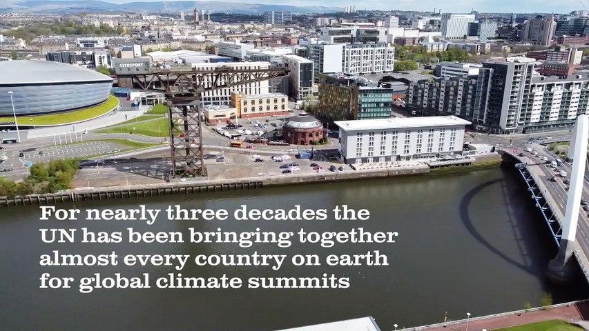 COP 26 Glasgow 2021 - Explainer
