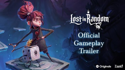 Lost in Random - Trailer de gameplay