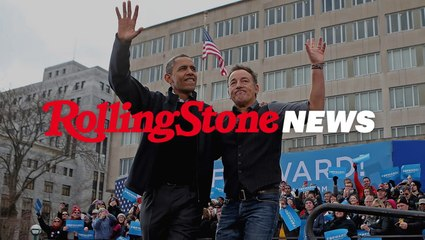 Barack Obama and Bruce Springsteen Announce Co-Authored Book 'Renegades: Born in the U.S.A.' |RS News 7/22/21