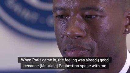 Wijnaldum credits Pochettino influence for PSG move