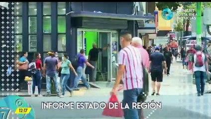 Costa Rica Noticias - Edición meridiana 22 de julio del 2021