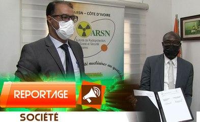 Radioprotection et sécurité nucléaire : La Côte d'Ivoire et la Mauritanie Mutualisent leurs efforts