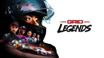 GRID Legends   Reveal Trailer (2022)