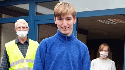 Teen With Special Needs Is In A Kindness Marathon