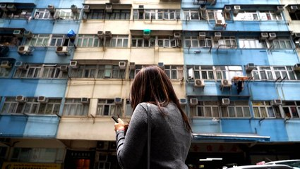 Why Hong Kong is the most expensive housing market in the world