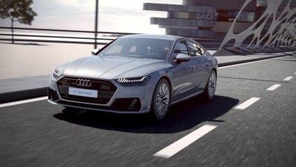 Audi Dynamic all-wheel steering – maneurvering and parking