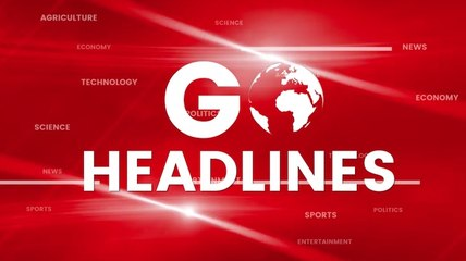 GoHeadlines- देखिए इस वक़्त की बड़ी खबरें