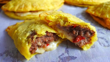 Cheesy And Spicy Jamaican Patties Recipe   Yummy PH