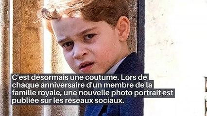 Le prince George fête ses 8 ans, et il a beaucoup changé !_IN