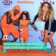 La hija de Mariah Carey, Monroe, hace su debut como modelo