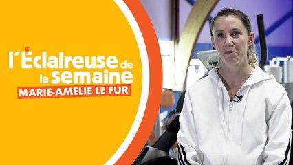 Marie-Amélie le Fur, la championne qui court plus vite que son handicap