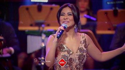 شيرين عبدالوهاب تقدم مجموعة مميزة من أغاني الحب والرومانسية في #ليالي_العيد