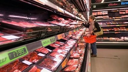 Customers paying more at the butcher and supermarket