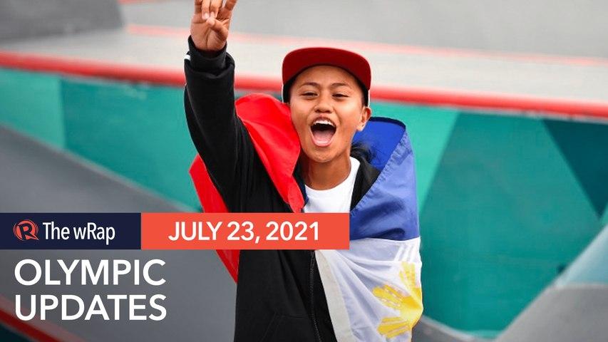 Duterte adds P100,000 to Filipino Tokyo Olympians' game allowance