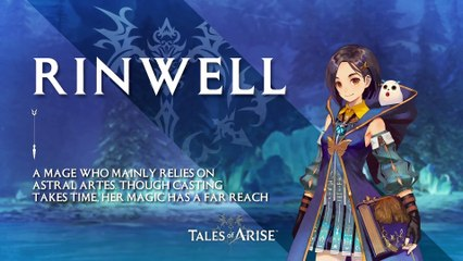Tales of Arise - Trailer - Maga Rinwell