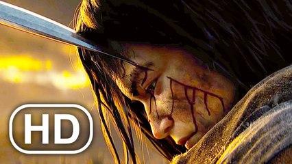 Samurai Battle Fight Scene 4K ULTRA HD Cinematic