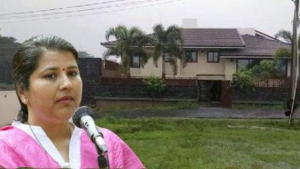 ವರುಣನ ಆರ್ಭಟಕ್ಕೆ ಶಾಸಕಿ Anjali Nimbalkar ಮನೆ ಜಲಾವೃತ   Khanapur MLA   Oneindia Kannada
