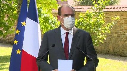 Jean Castex au 6e Comité interministériel de la transformation publique