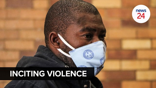 WATCH | #UnrestSA: Man accused of inciting public violence makes second appearance in court