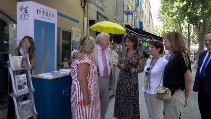Istres : la redynamisation du centre-ville en marche
