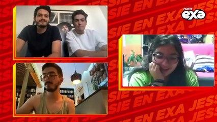 ¡Disfruta la entrevista especial con Morat en #JessieEnExa en un Zoom & Concert!  (474)