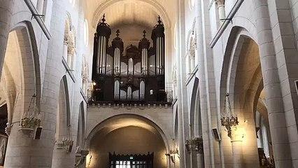 Après quatre ans de silence, l'orgue de l'abbatiale de Saint-Sever retrouve de la voix