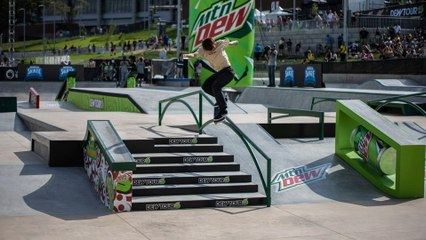 Video Highlights: Best of Yuto Horigome | Dew Tour Des Moines 2021