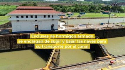 Los datos más curiosos del canal de Panamá