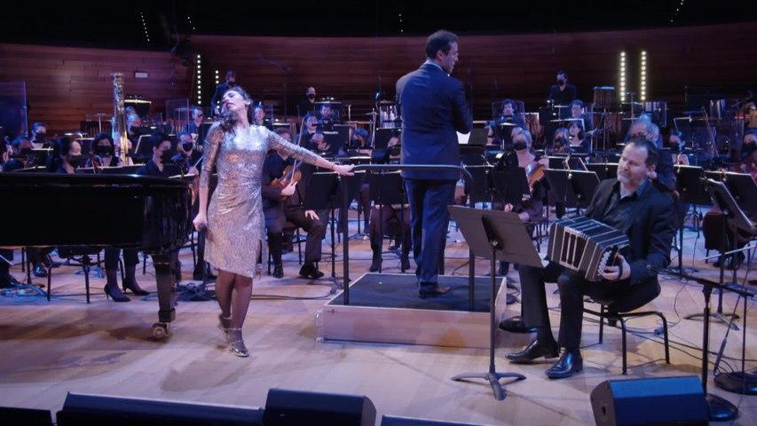 Piazzolla : Yo soy Maria (Mariana Flores)