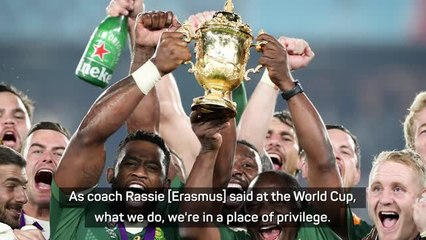 Kolisi eager to boost South Africa spirits amid Covid struggles